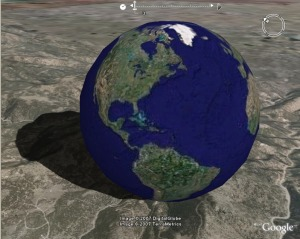 bouncing-google-earth